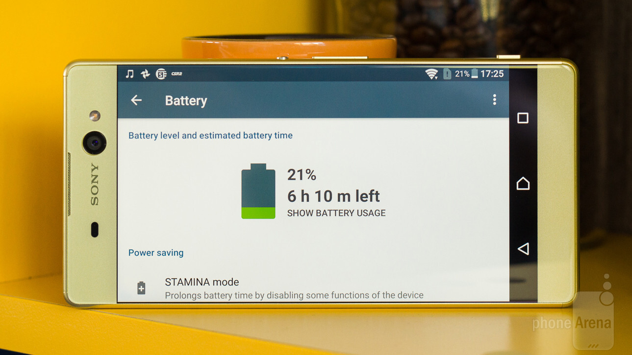 sony xperia xa ultra review call quality battery life. Black Bedroom Furniture Sets. Home Design Ideas