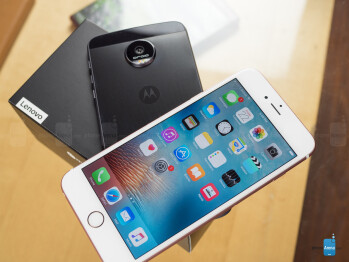 Moto Z Force Droid vs Apple iPhone 6s Plus