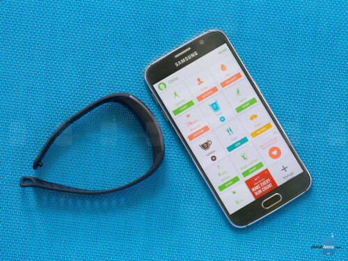 Samsung Gear Fit 2 fitness band Review