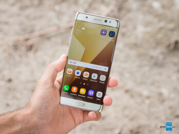 Samsung Galaxy Note 7 Review