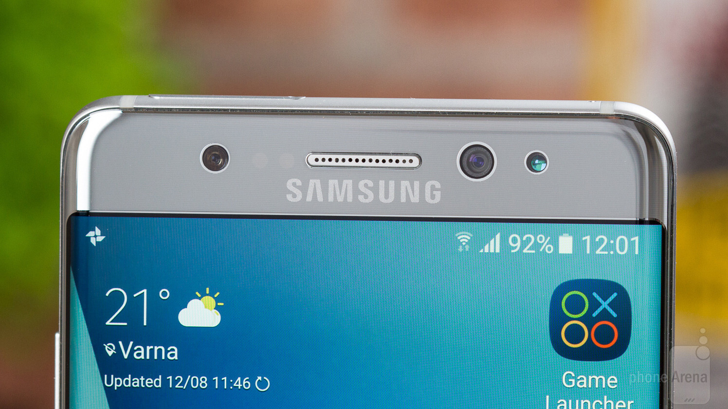 Samsung Galaxy Note 7 Review Call Quality Battery Life