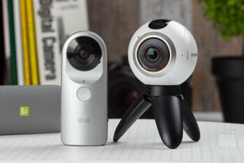samsung gear 360 vs lg 360 cam comparison. Black Bedroom Furniture Sets. Home Design Ideas