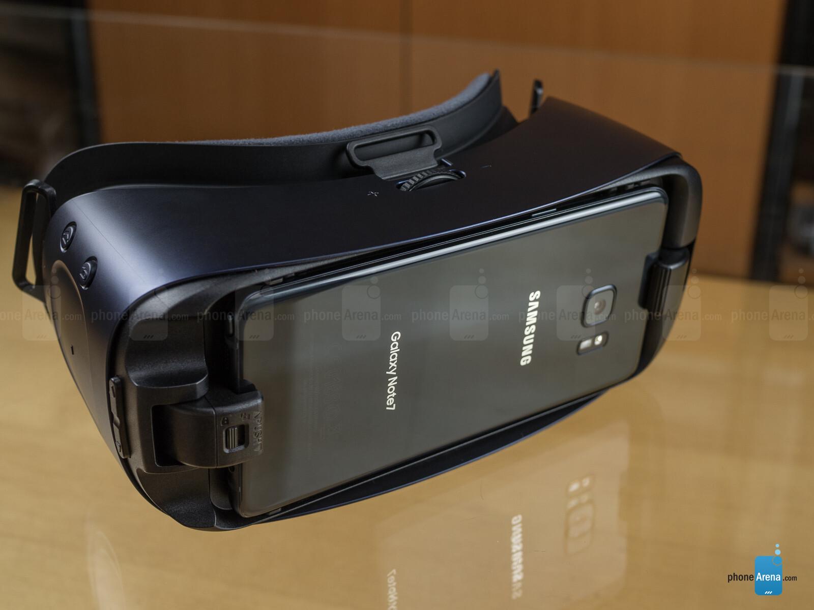 Samsung Gear VR 2016 Review - PhoneArena