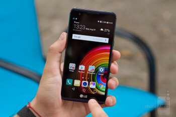 Lg X Review