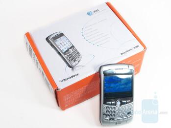 RIM BlackBerry Curve Review