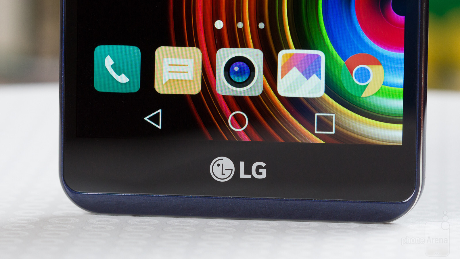 LG X Power Review - Interface and Functionality - PhoneArena