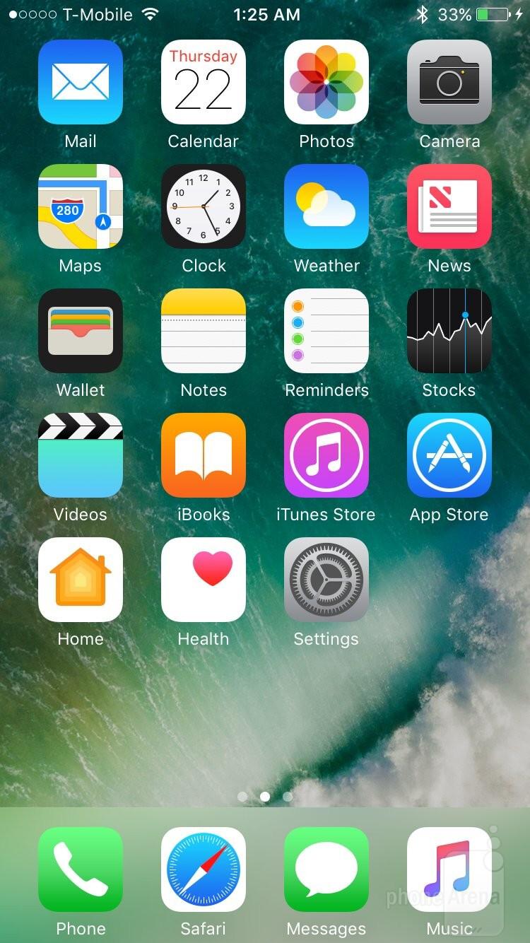 iphone 7 ios 10 vs 12
