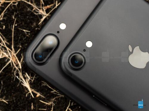 Apple iPhone 7 Plus (dual camera), Apple iPhone 7