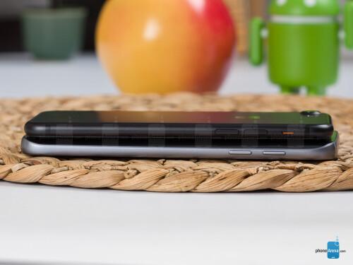 Apple iPhone 7 vs Samsung Galaxy S7