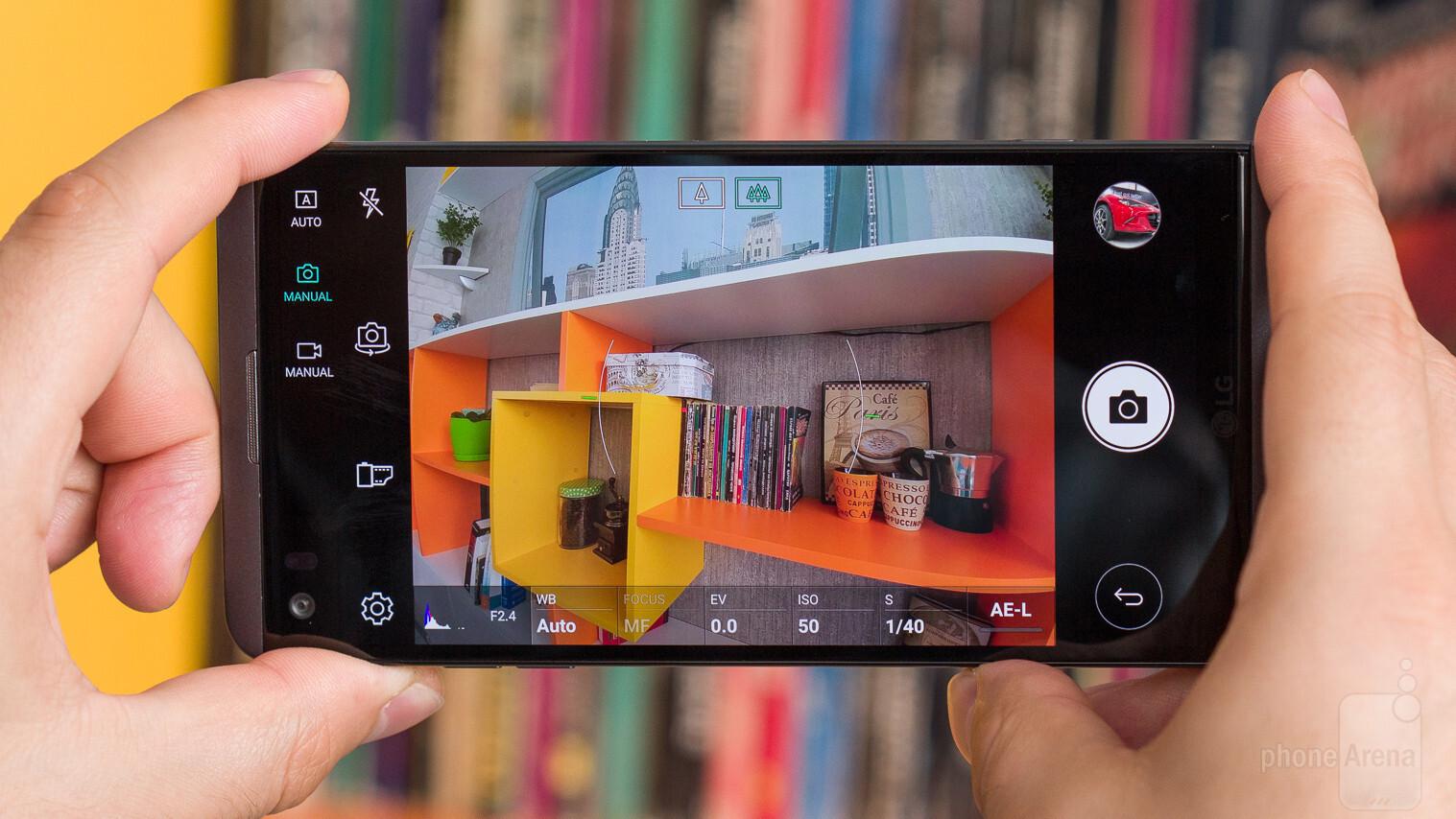 LG V20 Review - Camera and Multimedia - PhoneArena