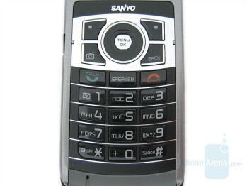 Sanyo Katana II Review