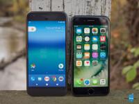 Google-Pixel-vs-Apple-iPhone-7001