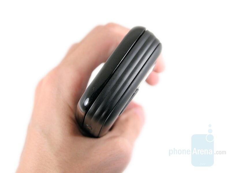 Upper side - HTC TyTN II Review