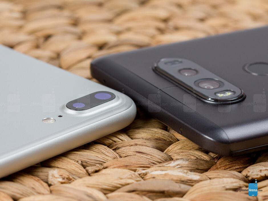 Apple iPhone 7 Plus vs LG V20