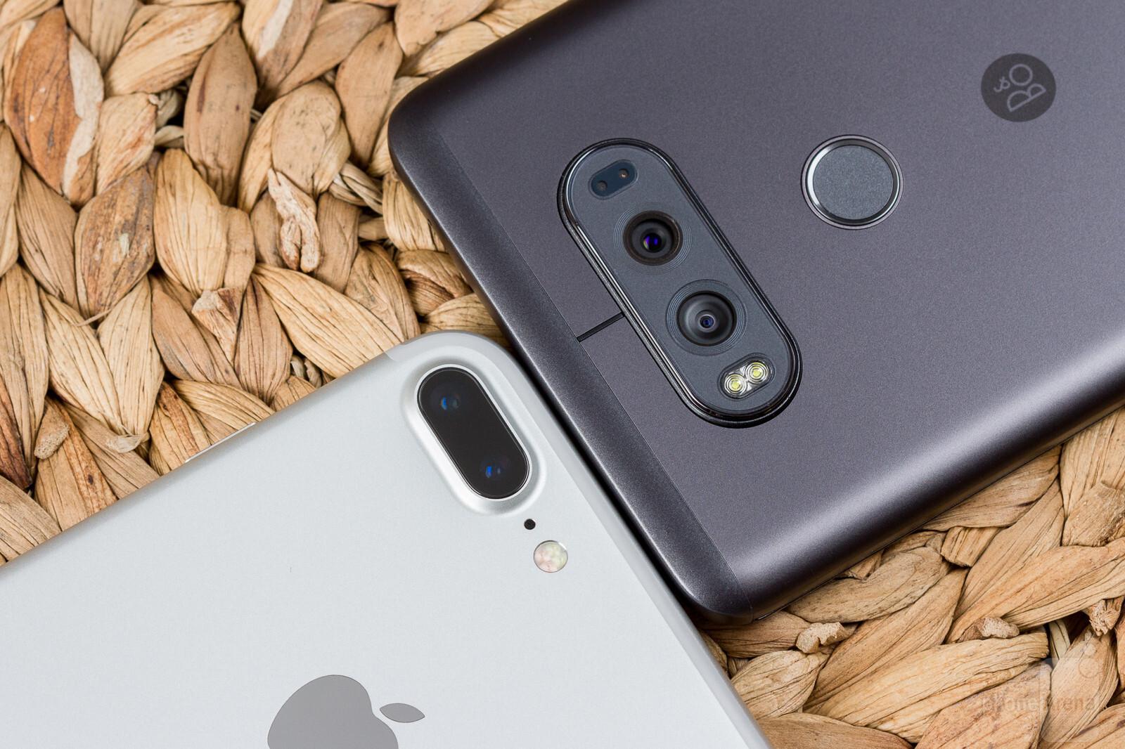 Apple iPhone 7 Plus vs LG V20 - Camera and Multimedia - PhoneArena