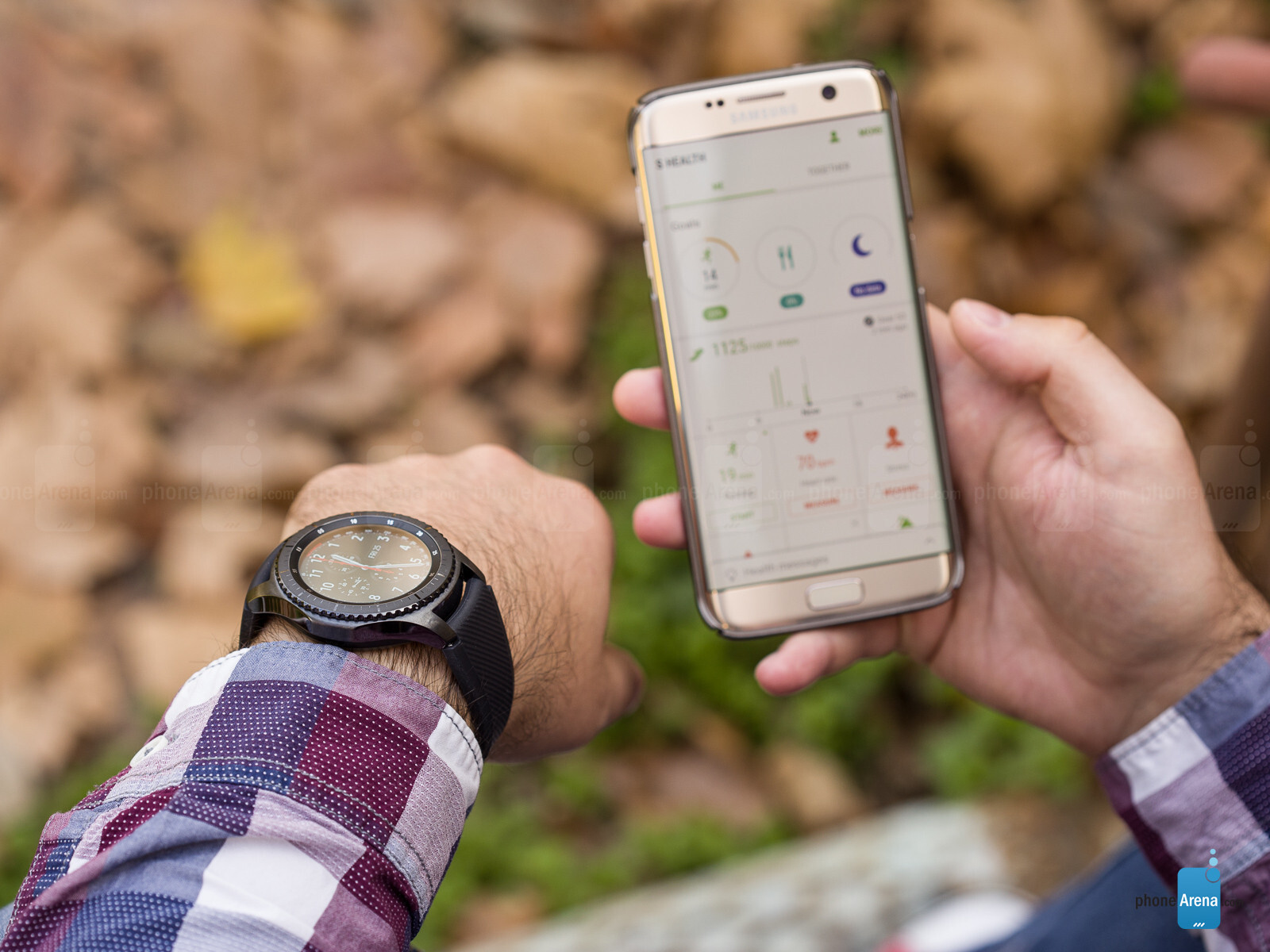 samsung gear s3 frontier smartwatch review interface and. Black Bedroom Furniture Sets. Home Design Ideas