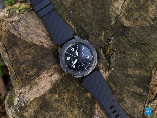 Samsung Gear S3 frontier smartwatch review