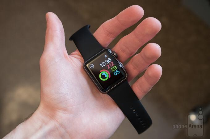 apple watch sport serie 1 38mm