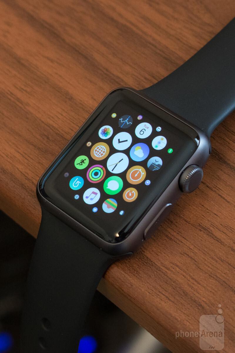 Apple watch series 1 38mm user guide