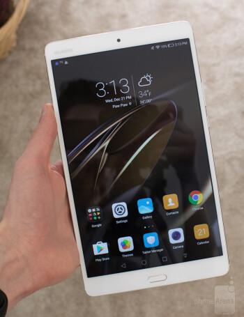 Huawei MediaPad M3 Review