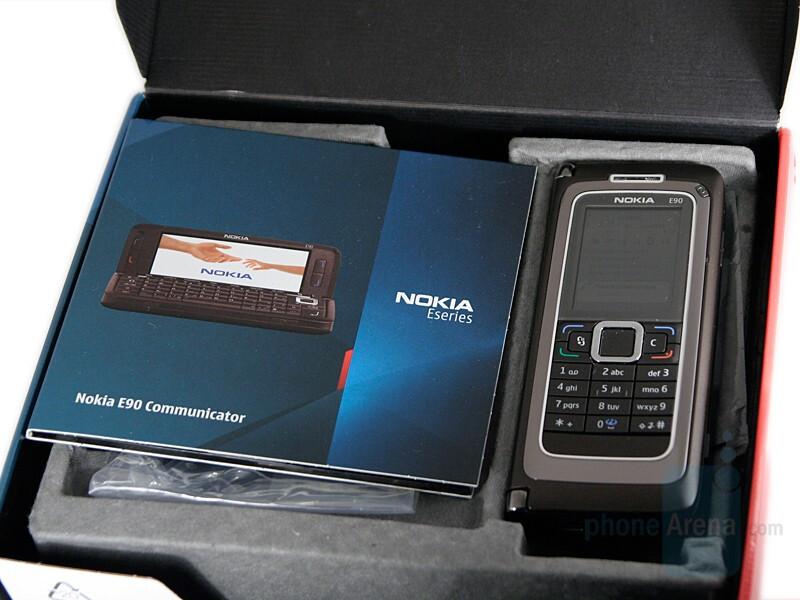 Nokia E90 Update software