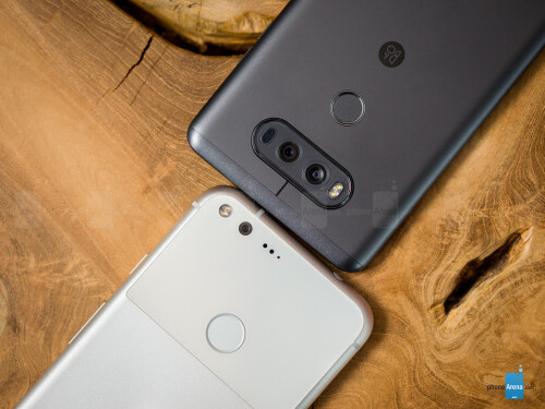Google Pixel XL vs LG V20