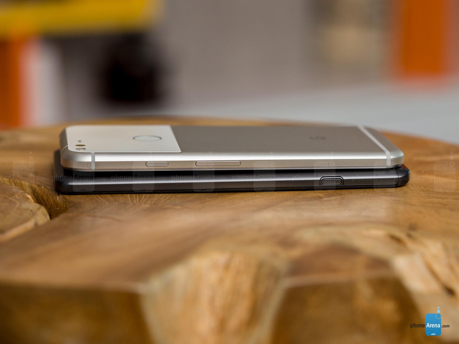 Google Pixel XL vs LG V20 - PhoneArena