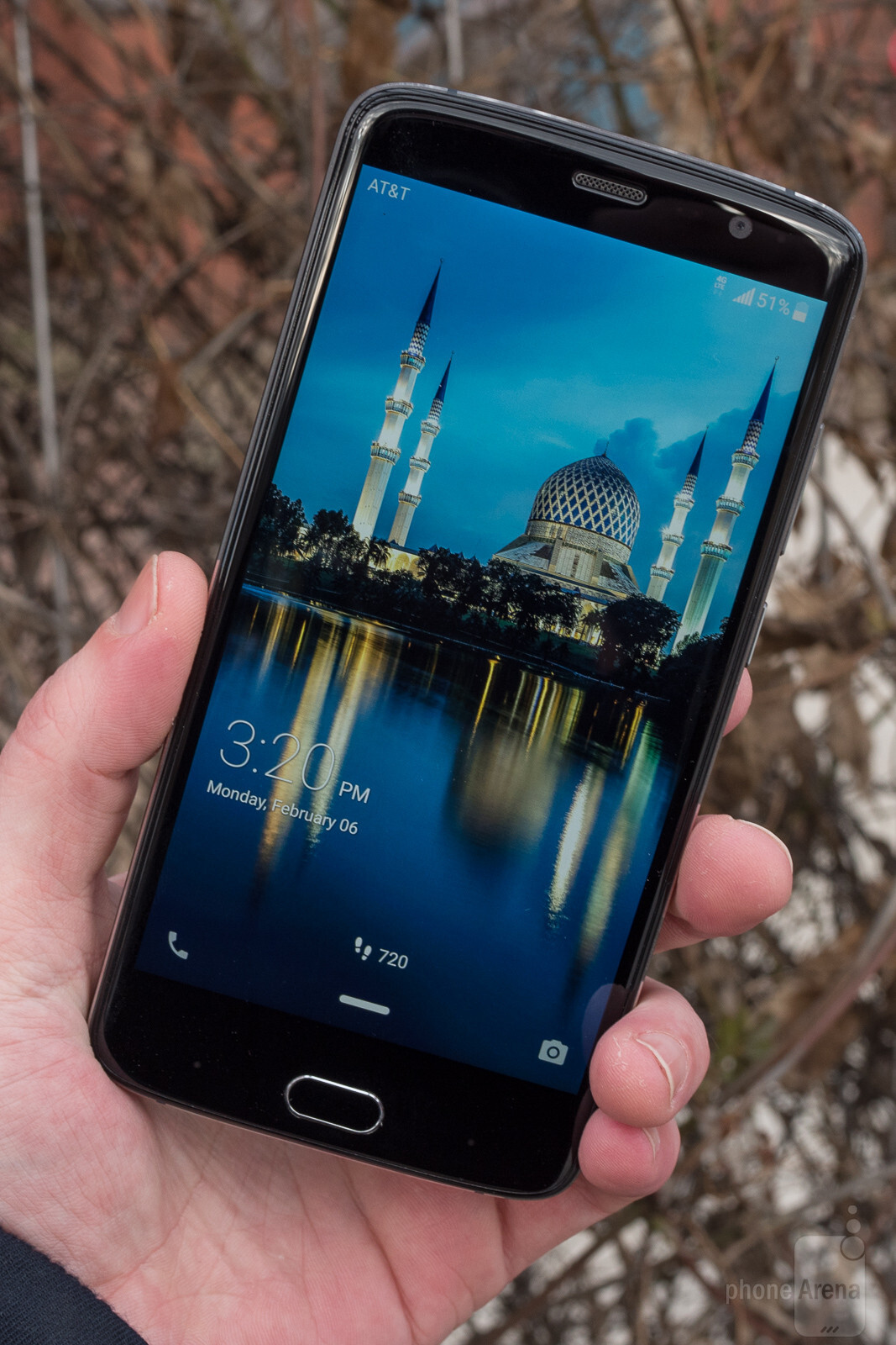 zte blade v8 review together