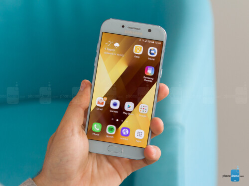 Samsung Galaxy A5 (2017) Review