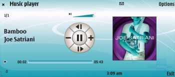 Internal display - Nokia E90 Communicator Review