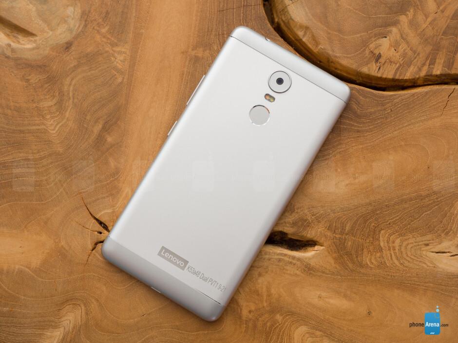 Lenovo K6 Note - Lenovo K6 and K6 Note Review
