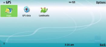 Nokia Maps - Nokia E90 Communicator Review