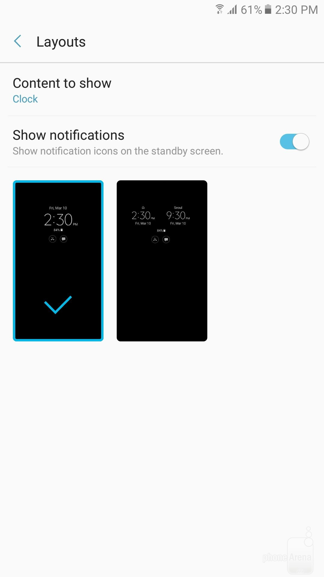 how to fix lg g6 power suply notification