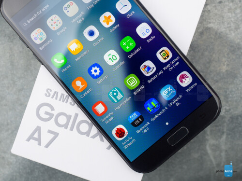 Samsung Galaxy A7 (2017) Review
