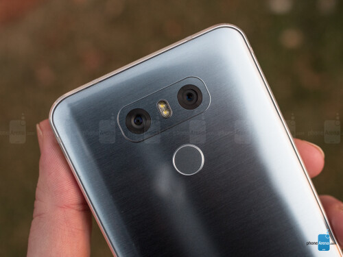 The LG G6 in pictures