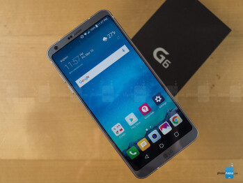 LG G6 Initial Review