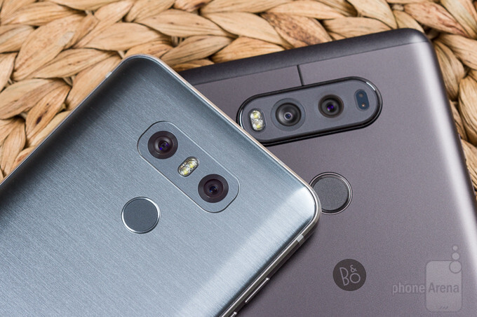 LG G6 vs LG V20 - PhoneArena