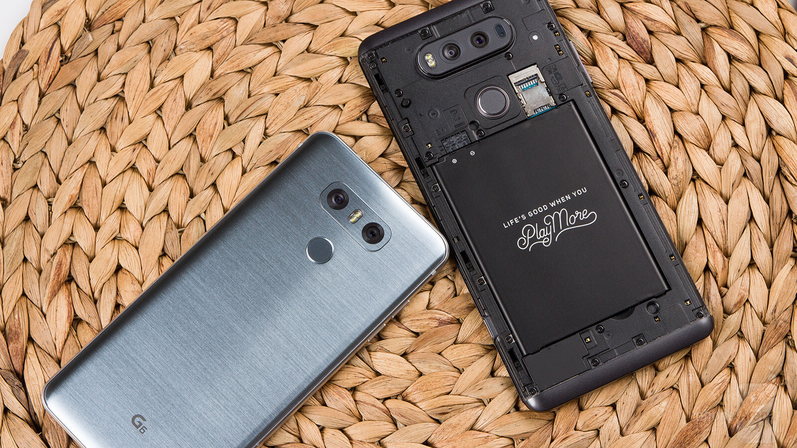 Lg G6 Vs V20 Battery Life And Conclusion Phonearena