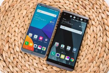 LG G6 vs LG V20