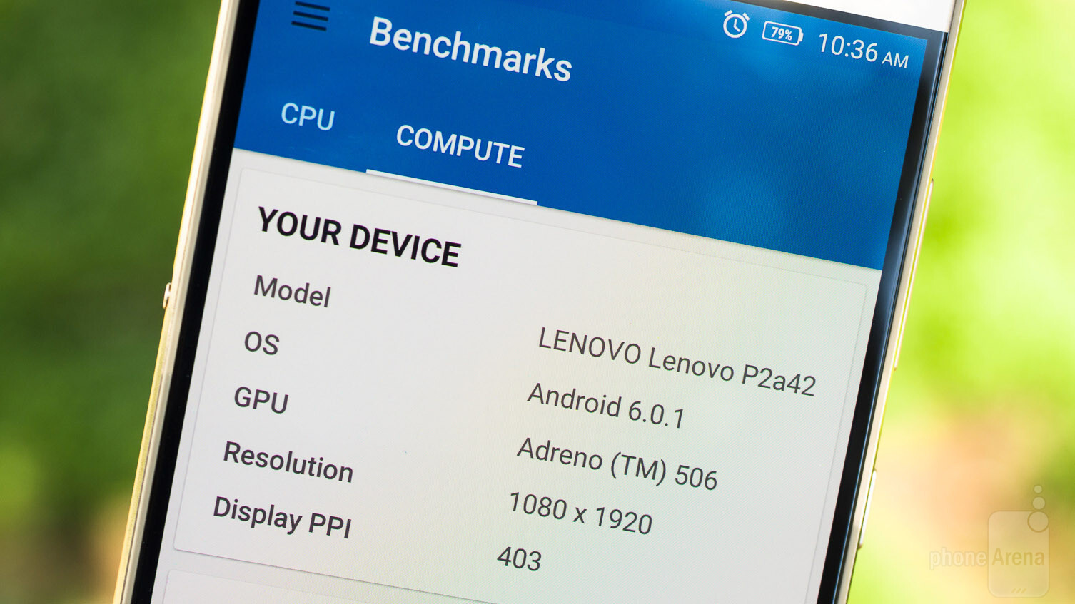Lenovo P2 Review - Interface and Functionality - PhoneArena