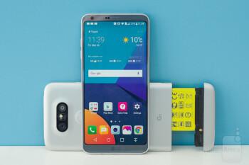 LG G6 vs LG G5
