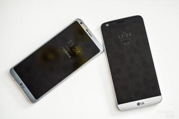 Always-on displays - LG G6 vs LG G5