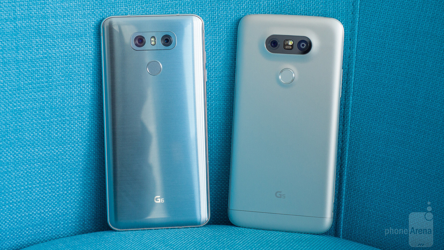 Sell Phone Comparison >> LG G6 vs LG G5 - PhoneArena
