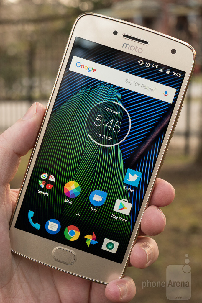 Moto G5 Plus Review - PhoneArena