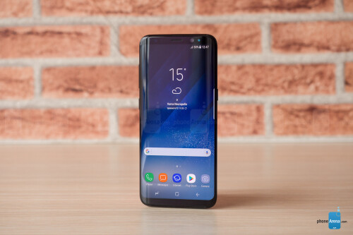 The Galaxy S8 in pictures