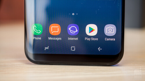 Samsung Galaxy S8+ Review