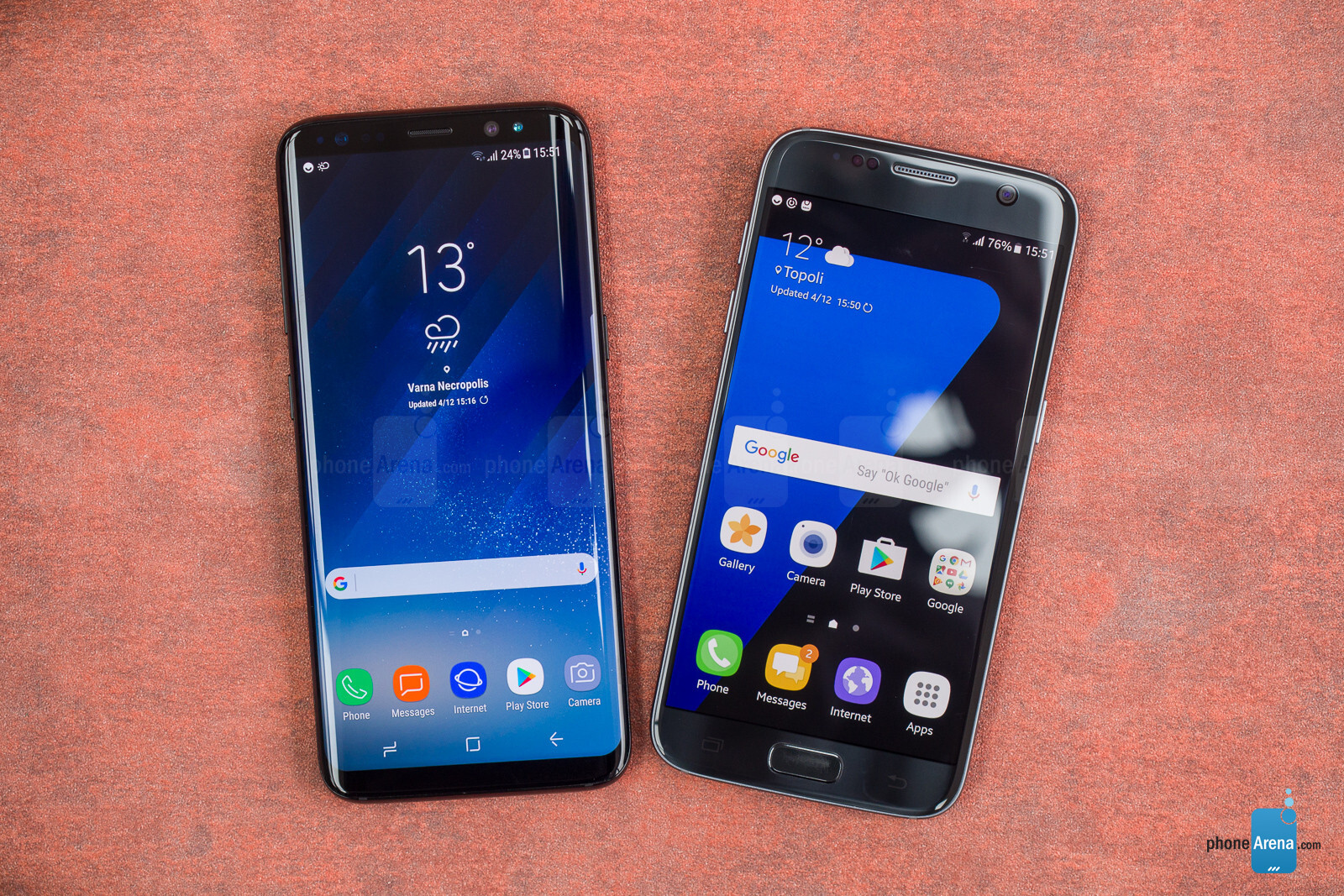 Samsung Galaxy S8 Review - PhoneArena