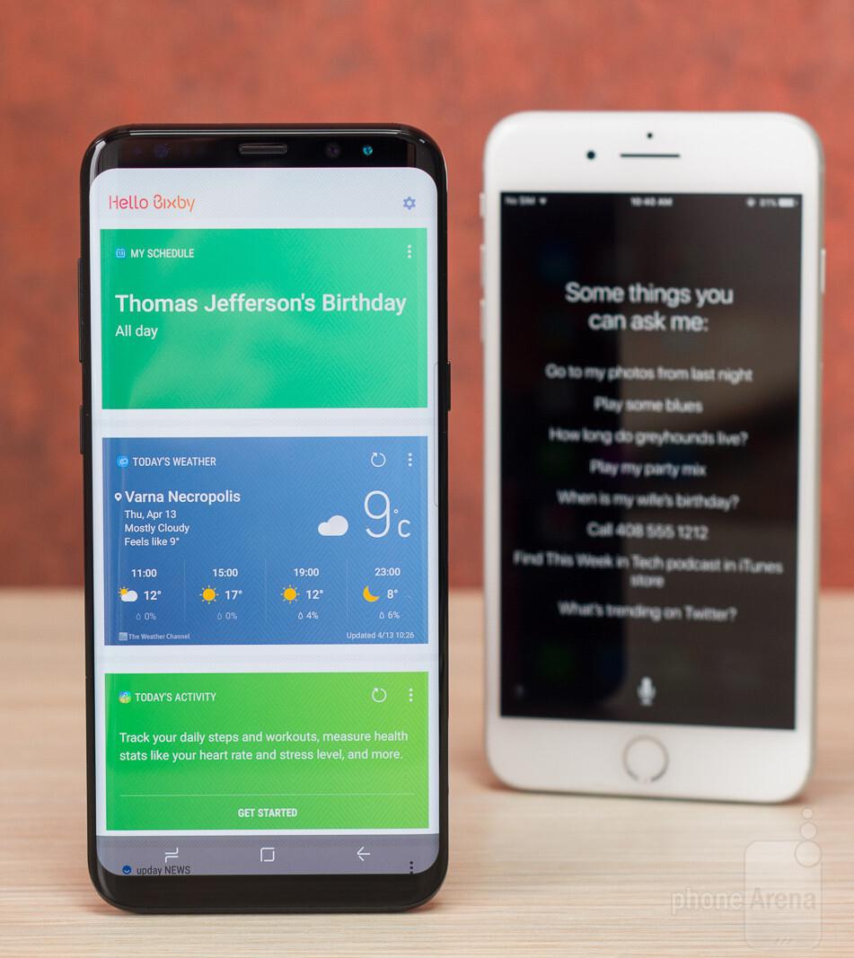SAMSUNG S8 PLUS VS IPHONE 7 PLUS PHONEARENA
