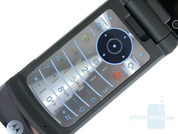 Motorola KRZR K3 Review