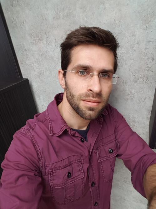 Samsung Galaxy S7 Edge selfie